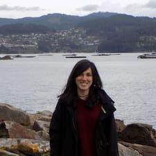 Chantal的用戶個人資料