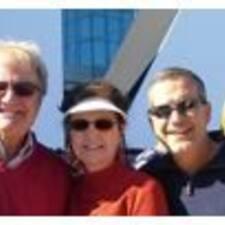 Användarprofil för Kathy & John