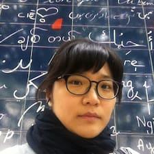 Profilo utente di Junkyung