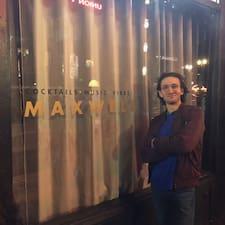 Perfil do usuário de Maxwell