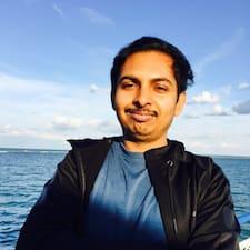 Gebruikersprofiel Rajarshi