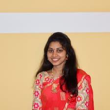 Nutzerprofil von Kavitha
