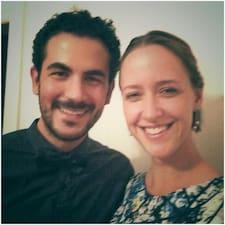 Patricia & Mauricio User Profile