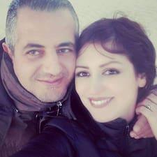 Khaoula felhasználói profilja