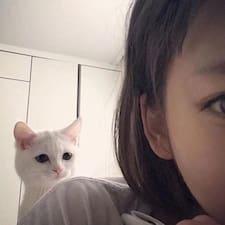 阿曲姑娘 - Uživatelský profil