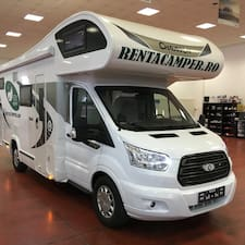 Rent A Camper User Profile