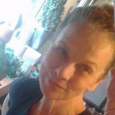 Gwendolyn felhasználói profilja