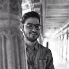 Profil uporabnika Shantanu