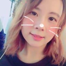 Perfil do utilizador de 黛薇