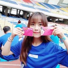 Användarprofil för Hyunjoo