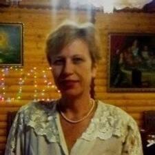 Användarprofil för Ирина