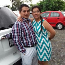 Profil utilisateur de Everardo Y Silvia