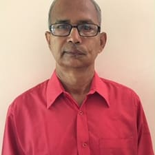Radhakrishna User Profile