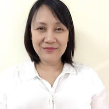Profil Pengguna Maria Chona