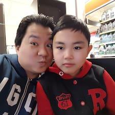 Gebruikersprofiel Wang