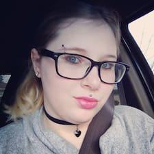 Kelsea felhasználói profilja