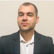 Thiago Bartolomeu felhasználói profilja