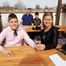 Profil utilisateur de Enikő Melinda