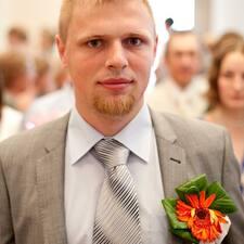 Användarprofil för Илья