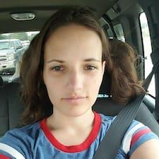 Caitlynn felhasználói profilja