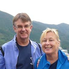 Sue & Graham Brukerprofil
