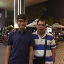 Профиль пользователя Cong Phuong