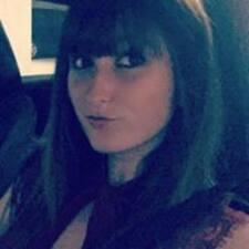 Aurore felhasználói profilja