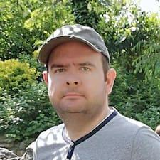 Andrej的用戶個人資料