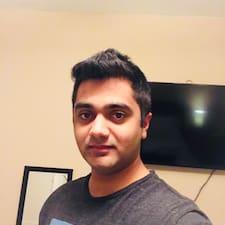 Arsalan - Uživatelský profil