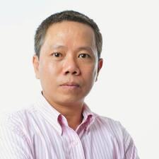 Gebruikersprofiel Quang