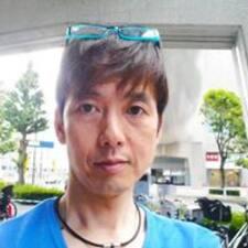 Profil utilisateur de Hidekazu