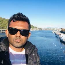 Chandu felhasználói profilja