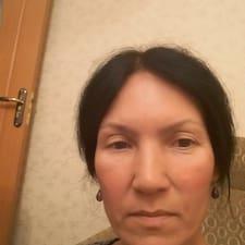 โพรไฟล์ผู้ใช้ Lyudmila