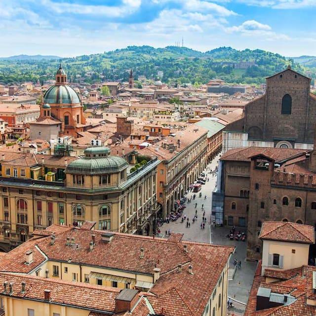 Guidebook for Bologna