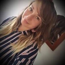 Angelica felhasználói profilja