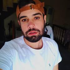 Saulo felhasználói profilja