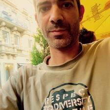 Profil utilisateur de Ant Luís