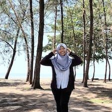 Siti Aishah Brukerprofil