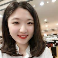 HyeSoo felhasználói profilja