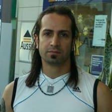 Mehdi felhasználói profilja