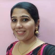 Användarprofil för Anuja