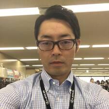 Perfil de usuario de Takeshi