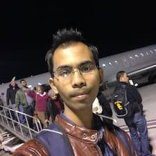 Profil utilisateur de Aniket