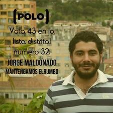 Gebruikersprofiel Jorge A Maldonado G