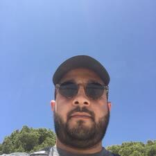Användarprofil för Khaled