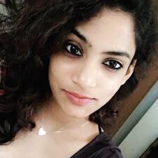 Dhivya felhasználói profilja