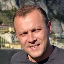 Henkilön Dmytro käyttäjäprofiili