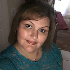 Tonya felhasználói profilja