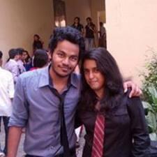 Naveen felhasználói profilja