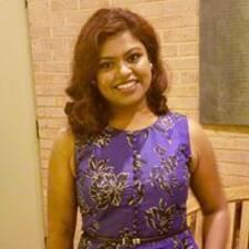 Profil utilisateur de Shahreen